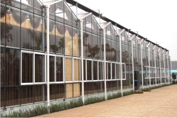 Glass Greenhouse (BZ-GG-1404)