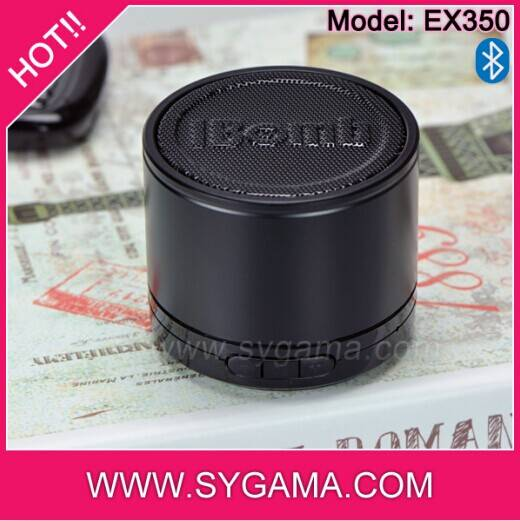 60*50mm IBomb EX350 3W subwoofer mini speaker box