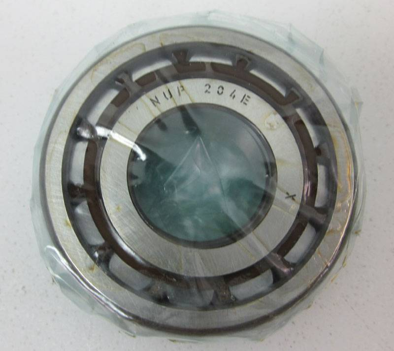 NUP204E Cylindrical Roller Bearings