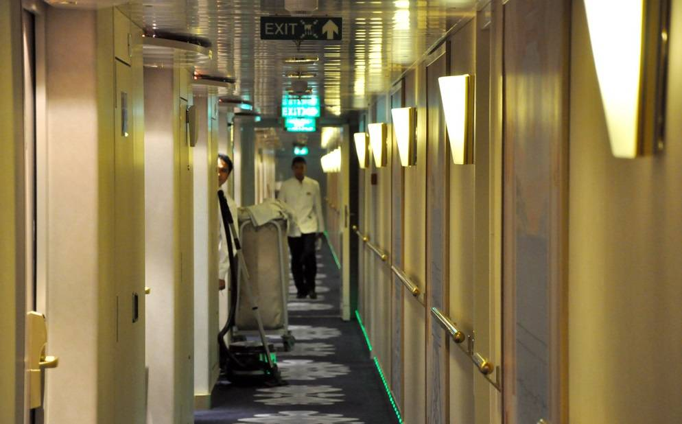 Unskilled workers to work on ferries, ships