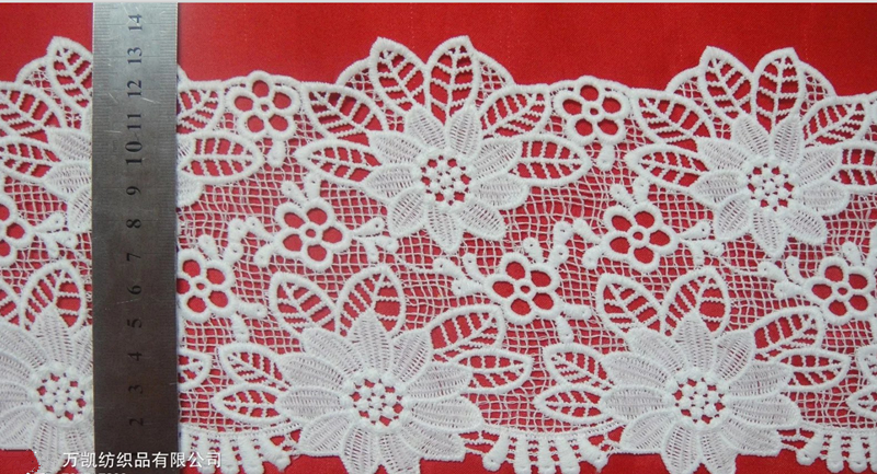 chemical lace for lady's garment