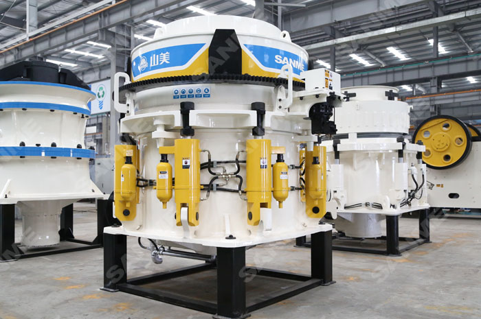 SMS series cone crusher