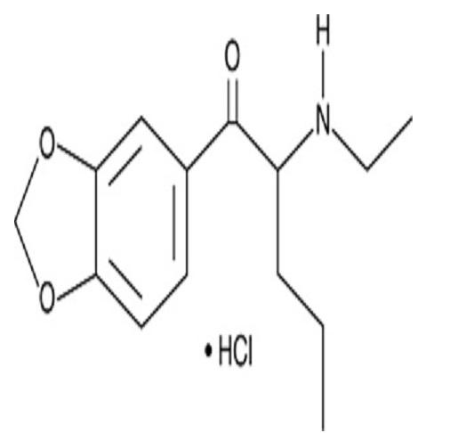 Sell high quality N-ethyl Pentylone, Ephylone