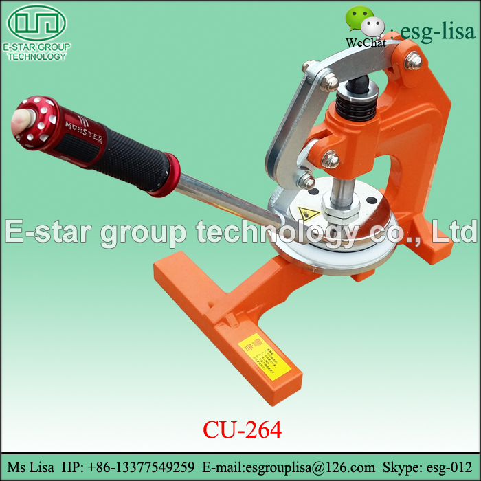 CU-264 Fabric Sample Cutter Handheld Paper Cutter