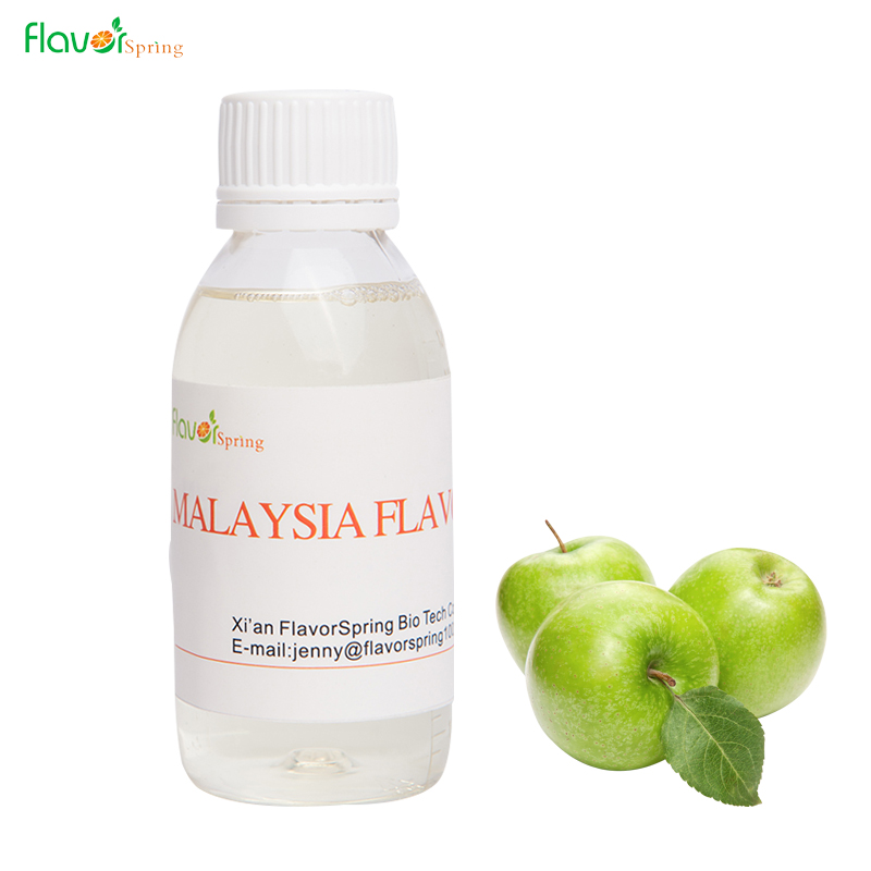 Hot selling green apple e liquid vape juce concentrate flavor