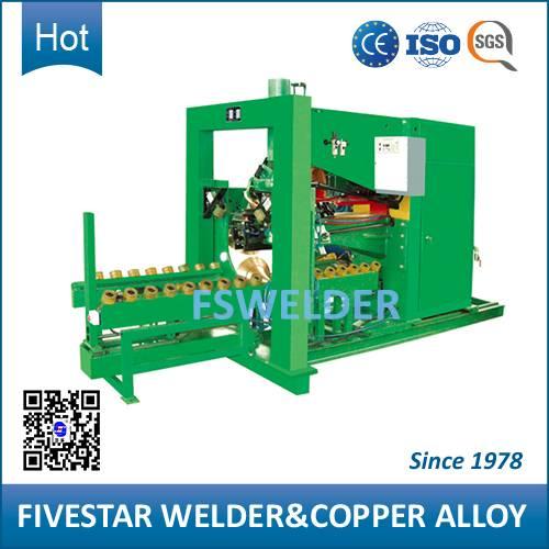 Semi-Automatic Welding Machine for 210L Steel Fuel Barrel