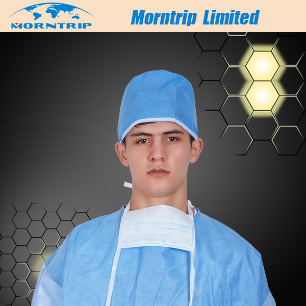 Nonwoven Disposable Tie-on Face Mask