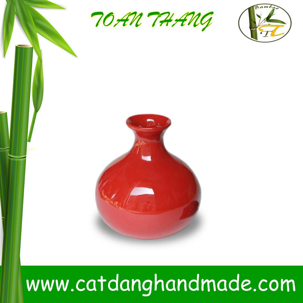 Eco-frienly bamboo vase, bamboo flower vase(Skype: jendamy, Mob: +84 914542499)