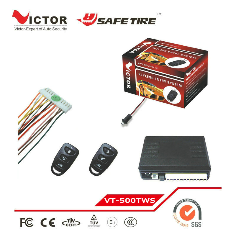 Auto Keyless Entry System with Siren output VT-500TWS