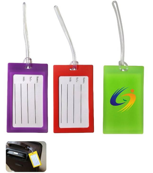 2014 Fashion Custom LOGO cheap silicone Luggage tag /waterproof silicon luggage tag/Hot sale silicon