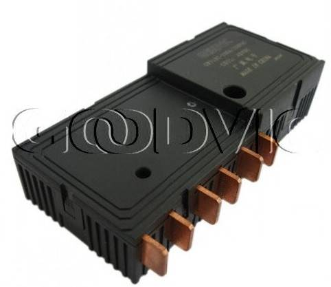 100A 3-Phase latching relay for watt-hour meter