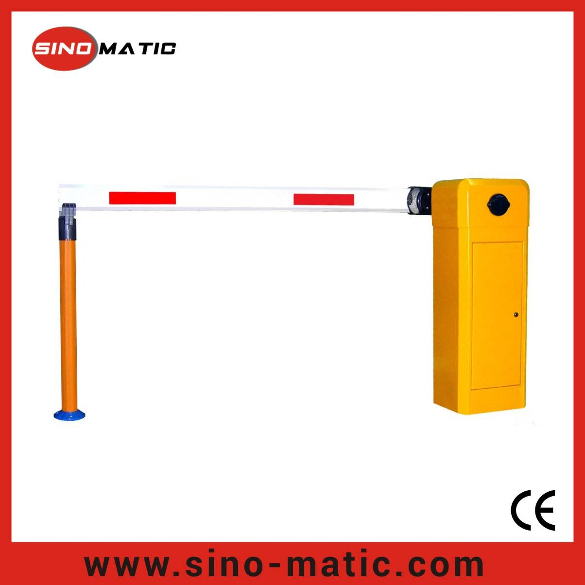 Security Access Control Parking Management Automatic Traffic Barrier