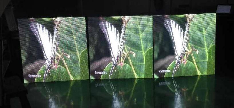399USD 96cm Full color PH5 stage concert sports bar bin KTV LED display screen digital rental sign a