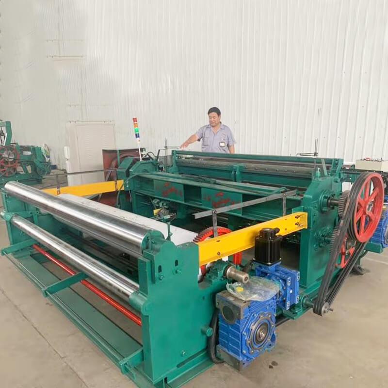Numerical Control Wire Net Weaving Machine SKZWJ-1300