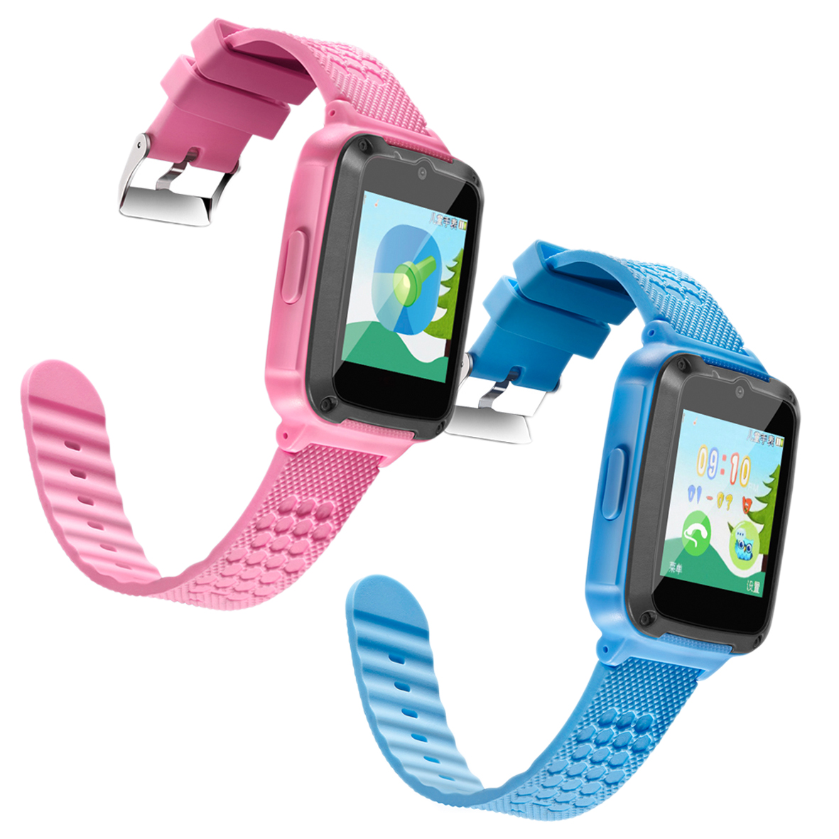 color screen SOS Anti-lost with camera Smart Watch phone for kids