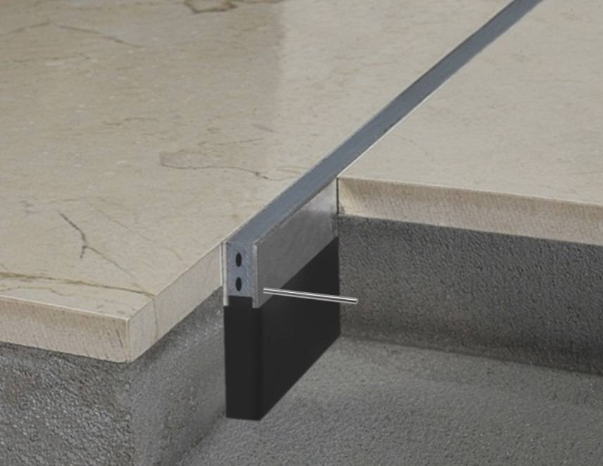 Genotek Tie Bar Movement Joint for Screed
