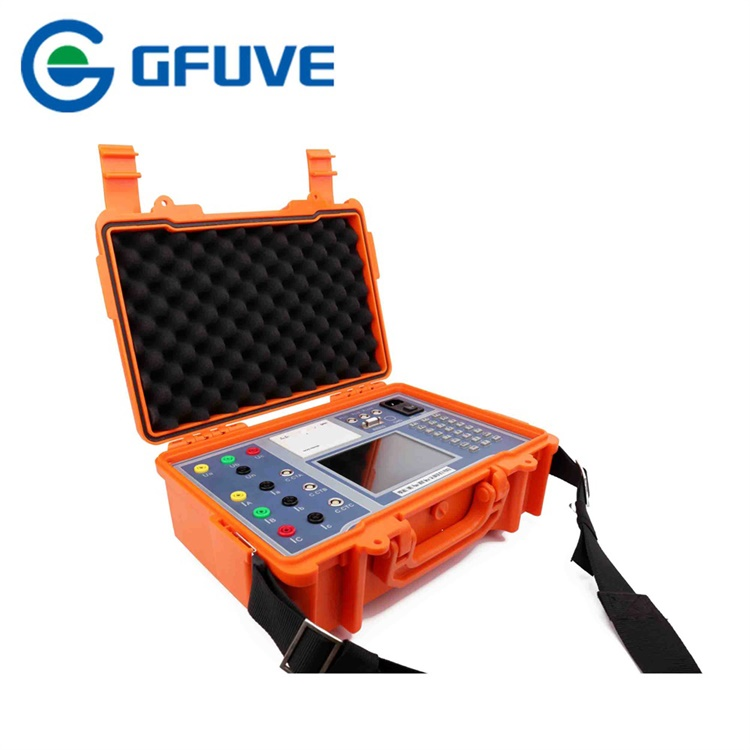 Electronic Test and Measurement Instrument,GF312B three-phase multi-function kWh Meter Site Calibrat
