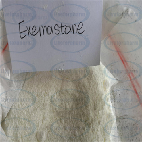 Body Building and Anti-Estrogen Sterioid Exemestane Aromasin CAS107868-30-4