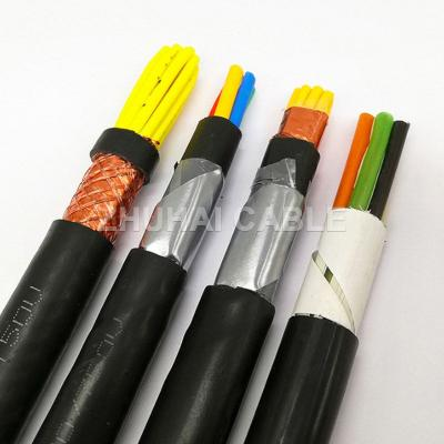 Shielding Control Cable