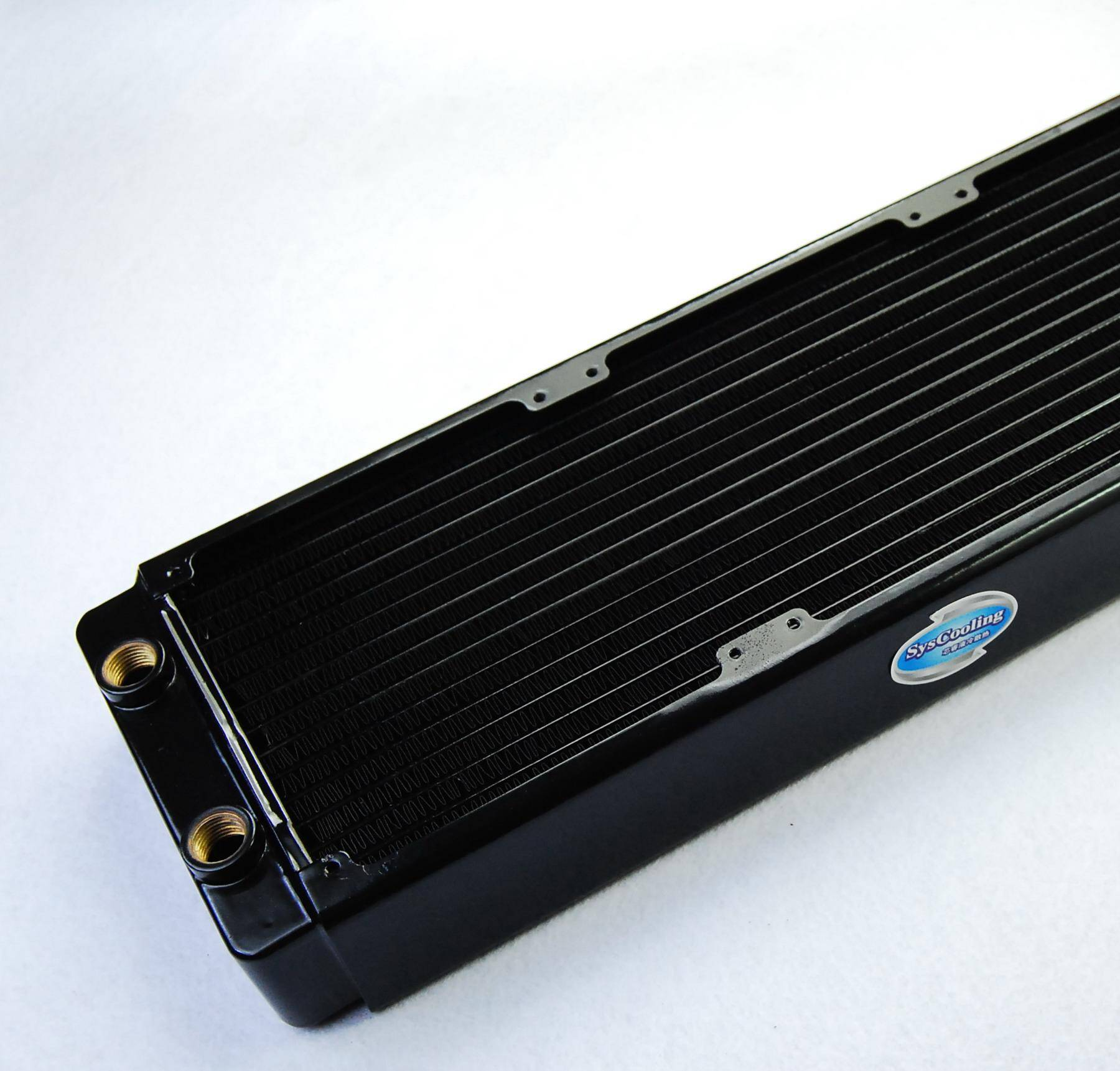 Syscooloing 8 mm U-zone PD360 COPPER radiator