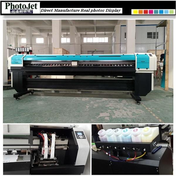 China made Large format inkjet UV printer machine for paper printing