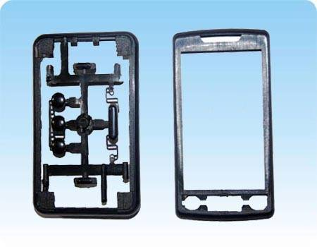 Plastic Mold for Electronic Components/plastic injection molding
