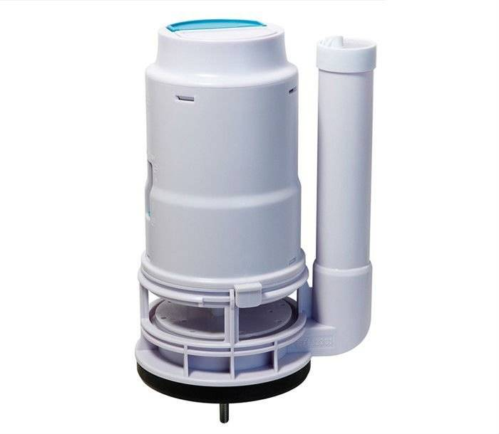 """One piece toilet flush valve with 3"""" super outlet (A2201)"""