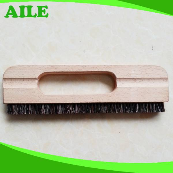 Soft Bristle Horse Hair Hand Brush