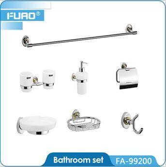 Wall mounted bathroom sanitary fittings