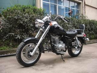 Supply Suzuki JV engine equiped motorcycle WJ125-2D