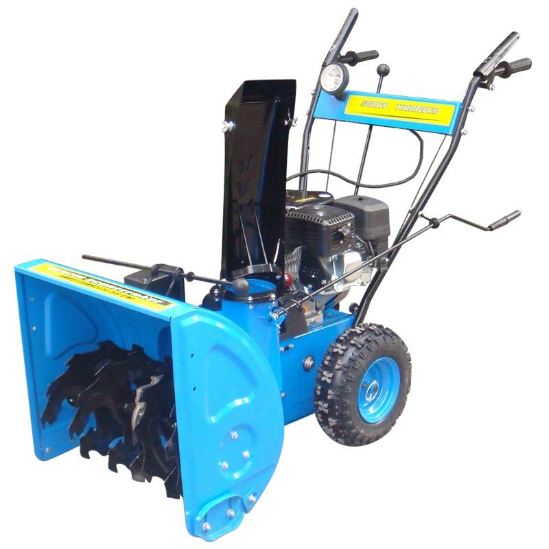 CE Approval China mini loncin Snow Blower 6.5HP /manual Snow Remover/6.5hp Snow thrower