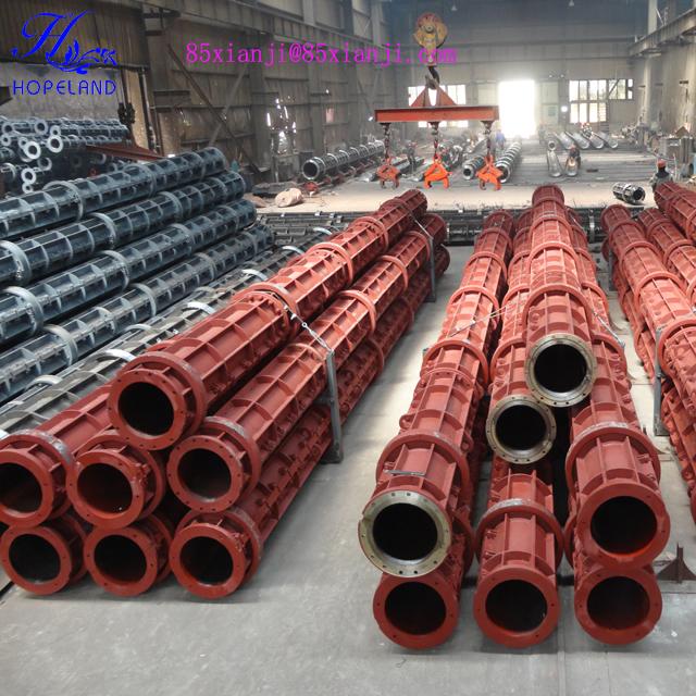 Pre-stressed Concrete Spun Pile Production Line