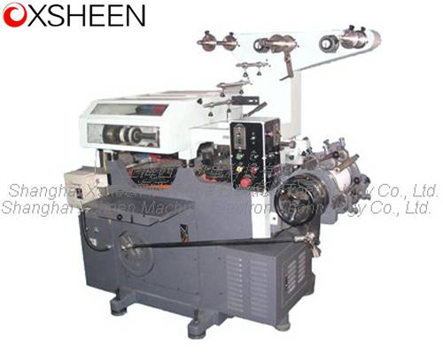XHXB220A automatic free adhesive label printing machine