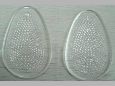 TPE/TPR granules for shoe-pad