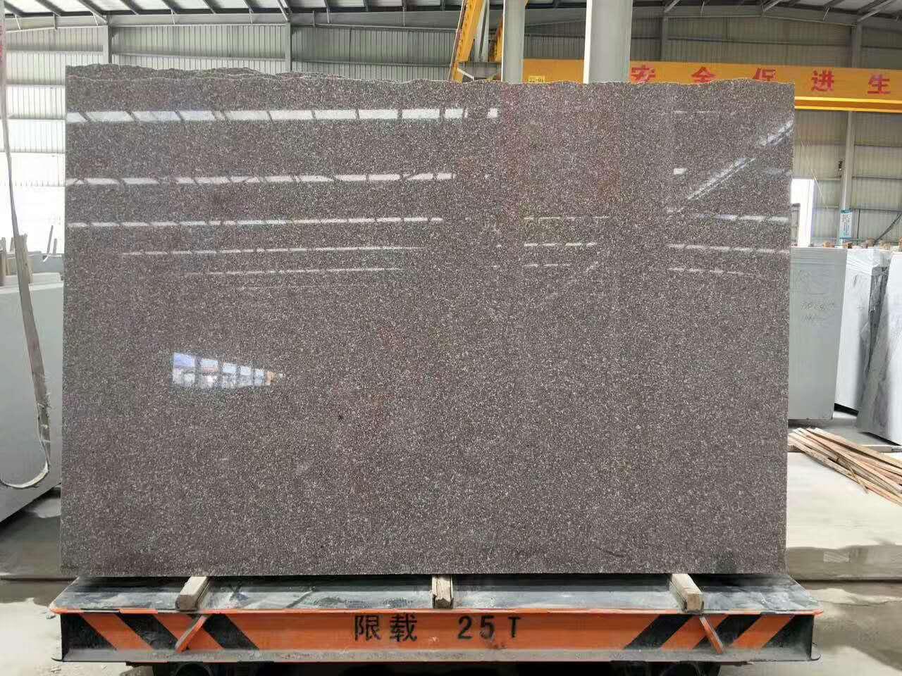 NEW G664 Pink Granite Slabs Granite Tiles For Flooring