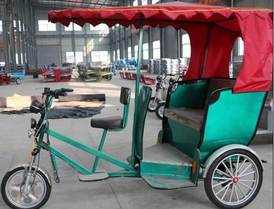 rickshaws electric tricycle for passenger