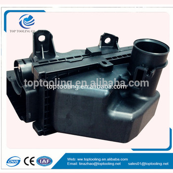 precision automative buffer bumper plastic injection molding