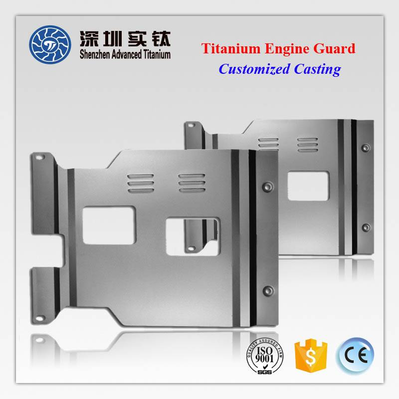 Hot sale titanium engine guard supplier in China