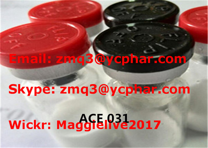 ACE 031 1mg / Vial ACVR2B Prohormones Steroids Bodybuilding White Lyophilized Powder