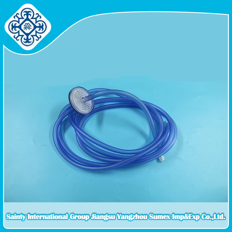 INSUFFLATION TUBE WITH AIR FILTER