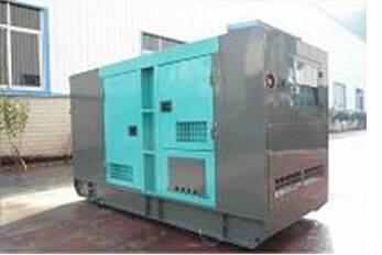 220/380V 50Hz Open/Silent Type Diesel Generator, Power Generator