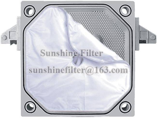 CGR filter plate