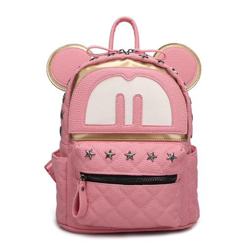 Leather Backpack PF6172