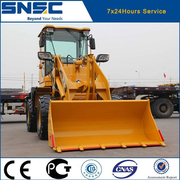 China 2ton brand new loader SNSC ZL20
