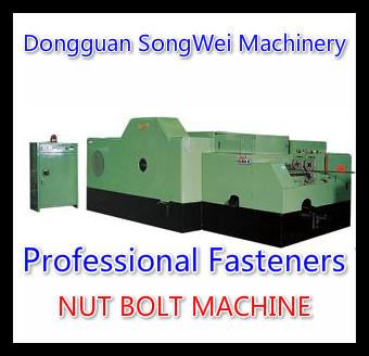 SW-17B Cold heading machine Nut Bolt machine