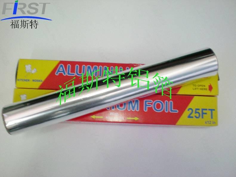 aluminum foil to keep fresh