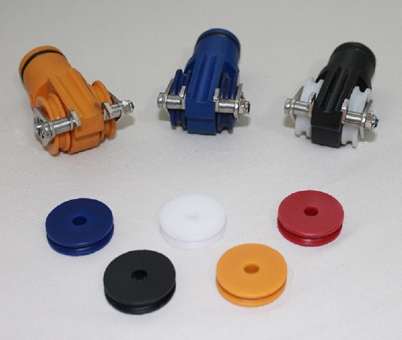 invert roller heads