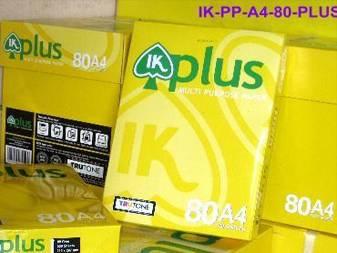 IK Plus Copier paper