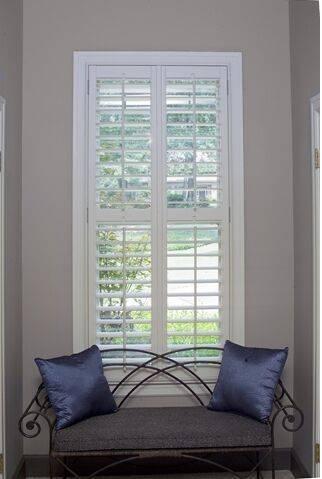 Beautiful Window Louver Plantation wood Basswood Timber Shutters