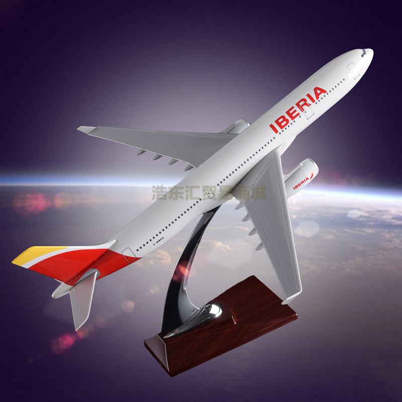 Item Specifics Type: Airbus 330 Material: Resin Product Composition: Airplane Model + Metal Bracket